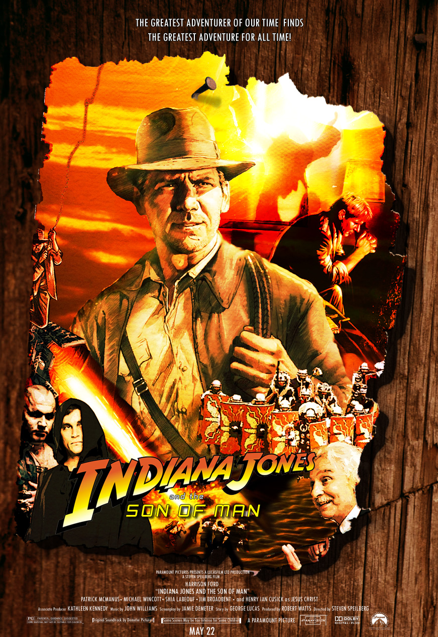 Indiana Jones and the Son of Man